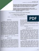 Pengembangan KLT Densitometri