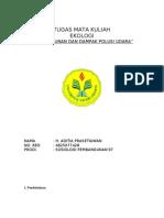 Tugas Paper Ekologi