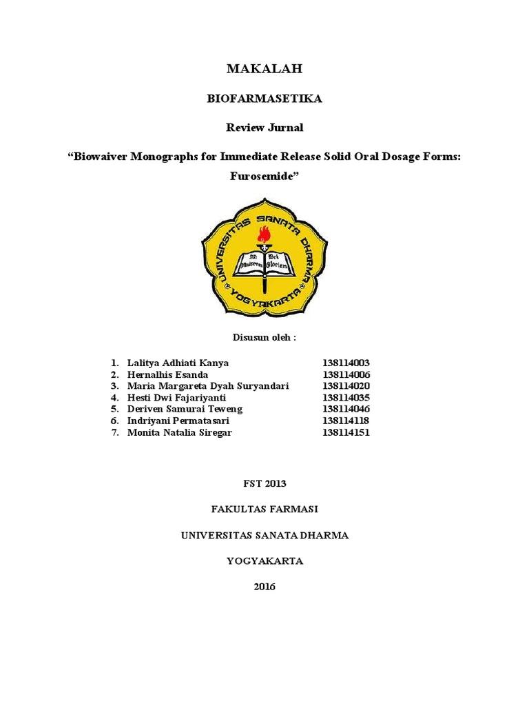 Cover Makalah Review Jurnal Docx
