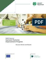 SMART Myanmar Garment Factories Improvement Program