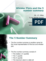 box and whisker powerpoint