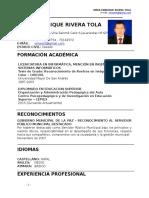 Omar Enrrique Rivera Tola