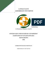 Case Report HPP