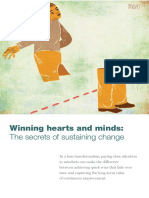 Winning Hearts and Minds McKinsey