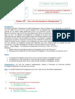 Thème 213- crise des instances d'intégration.doc