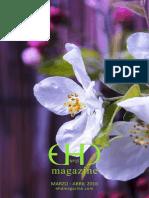 EHD magazine NÚMERO 15 - MARZO Y ABRIL 2016