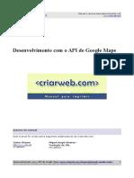 Desenvolvimento Com API Googlemaps