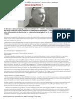 Dokumenti i 1949, Pse u Dënua Gjergj Fishta