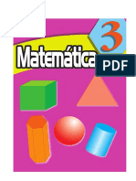 Matematica Manual Do Aluno 3ª Classe