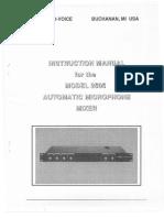 Manual 2505 MODULO I/O