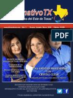 Informativo TX Marzo 2016