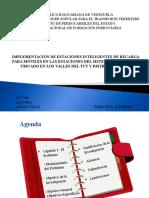 Presentación de Proyecto Ferroviario IAFE 1er semestre