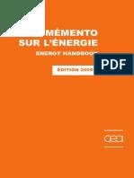 Cea Memento Sur L-Energie 2009