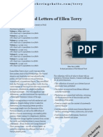 Ellen Terry Leaflet - Pickering & Chatto Publishers