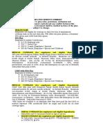 Benefits Summary 3-27-14