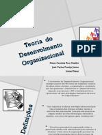 Slides Desenvolvimento Organizacional 2