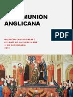 La Comunión Anglicana