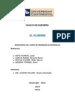 El Aluminio Monografia