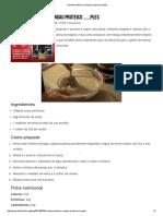 Receita Anabólica_ Mingau Proteico Simples