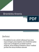 ppt bronkitis kronis