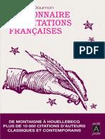 Dictionnaire des citations francaises.pdf