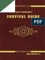 Fallout Manual English