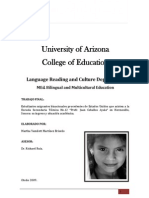 Language Reading and Culture Department