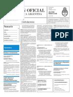 Boletín Oficial - 2016-02-29 - 3º Sección