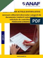 GHID Acte Justificative 2015 PJ