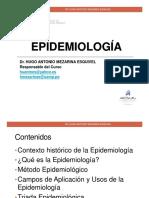 epidemiologia historia