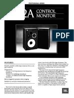 4312A Studio Monitor