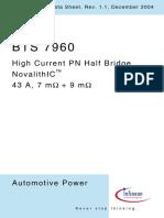 Bts 7960