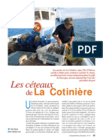 Les céteaux de La Cotinière
