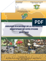 Annuaire Recherche Scientifique 2015 Du 09112015[1]Imputs CNRA(1)