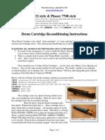 C32 Drum Ctg Reconditioning