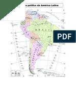 Formación de las naciones en América Latina
