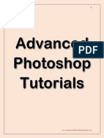 Advanced Photoshop Tutorials