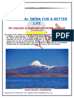 A Spiritual Yatra for a Better Life 11111