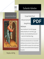 dow adoration invitation
