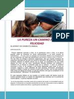 La Pureza, Un Camino a La Felicidad
