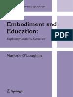 O'Loughlin 2006 Embodiment and Education.pdf