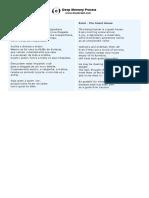 Poemas Woolger Brasil