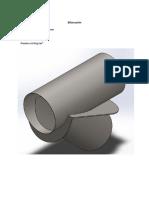 Estudio de Bifurcación SolidWorks