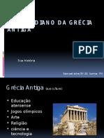 Gregos Powerpoint