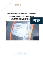 Informe Entrega Embrague Reacondicionado Molino 7