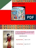Lengua en la Edad Media
