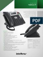 Telefono IP -Tip 200 Lite y Tip 200