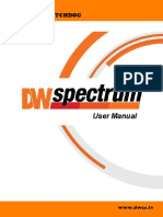 DigitalWatchdog Spectrum IPVMS Manual (January 16 Release)