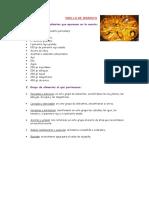 Paella de Marisco