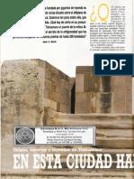 Tiahuanaco - En Esta Ciudad Habitaron Los Dioses R-007 Nº028 - Año Cero - Vicufo2